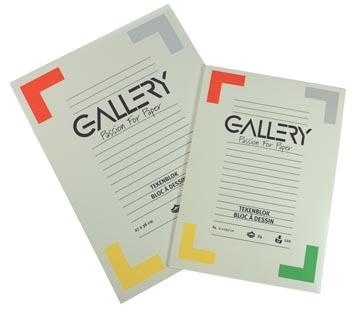 Gallery tekenblok