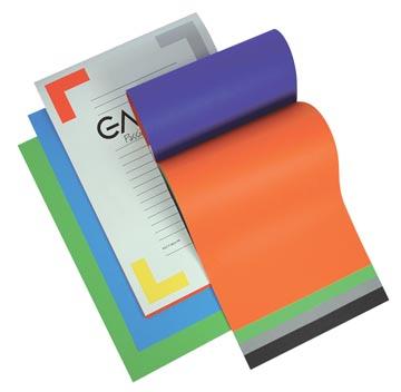 Gallery gekleurd tekenpapier Multicolor