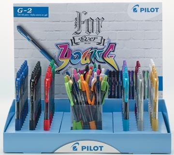 Pilot roller intrekbare Gelpen G-2