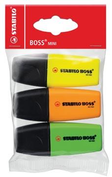 Stabilo overlijner Boss Mini
