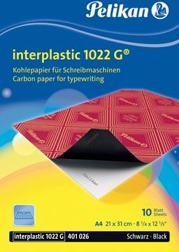 Pelikan carbonpapier Interplastic 1022G