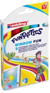 Edding Window Marker Funtastics