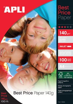 Apli Fotopapier Best Price