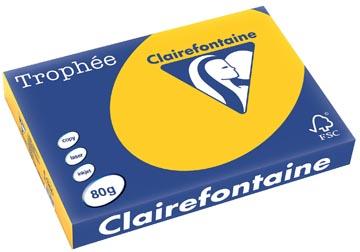 Clairefontaine gekleurd papier Trophée Intens A4