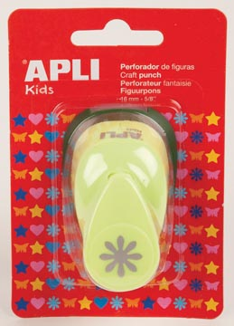 Apli Kids Figuurpons papier