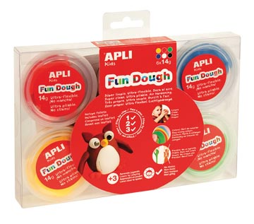 Apli Kids boetseerpasta Fun Dough