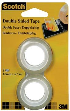 Scotch® dubbelzijdige plakband