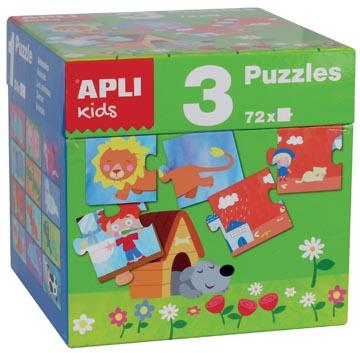 Apli Kids puzzel
