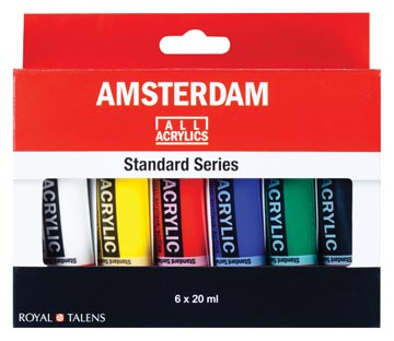 Talens acrylverf Amsterdam