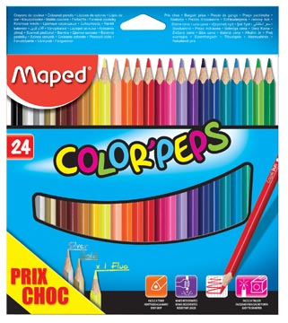Maped kleurpotlood Color'Peps