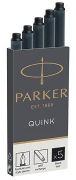 Parker inktpatronen Quink