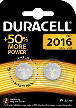 Duracell knoopcellen Electronics