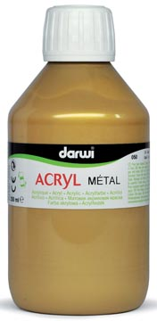 Darwi Metal effect acrylverf