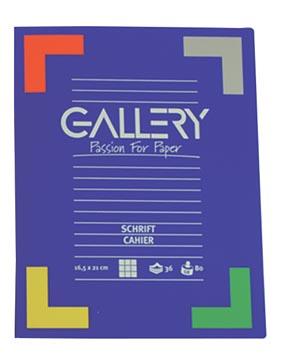 Gallery schriften