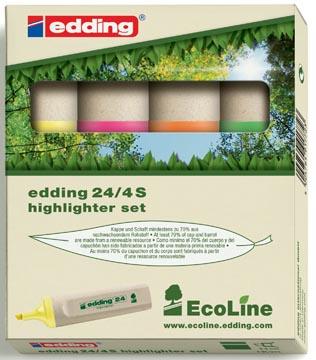 Edding overlijner Ecoline e-24