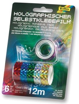 Folia holografische plakband