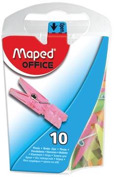 Maped wasspeldjes