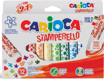Carioca stempelstift Superwashable