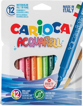 Carioca penseelstift Junior Brush Superwashable