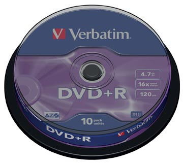 Verbatim DVD recordable
