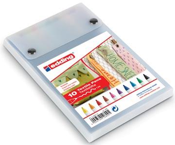Edding textiel Pen e-4600