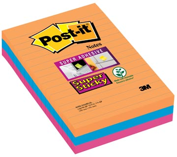 Post-it Super Sticky Notes XXL