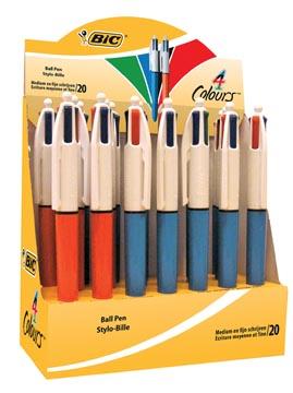 Bic 4-kleuren balpen