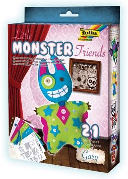 Folia knutselset Monster Friends