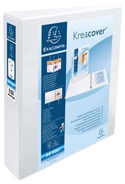Exacompta Personaliseerbare ringmap Krea cover