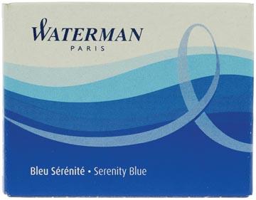 Waterman inktpatronen Standard