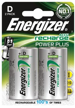 Energizer oplaadbare batterijen