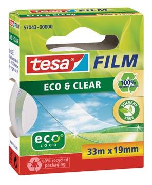 Tesa plakband Eco & Clear