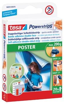 Tesa Powerstrips Poster