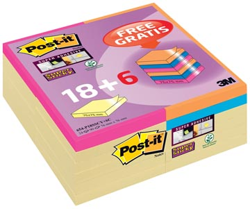 Super Sticky Notes voordeelpak