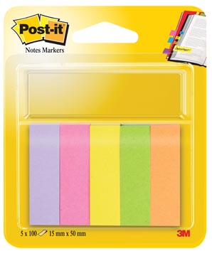 Post-it® papieren markeerstroken