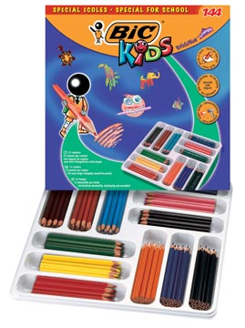 Bic Kids kleurpotlood Ecolutions Evolution