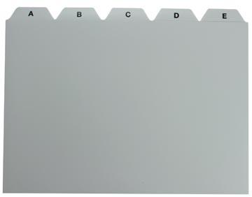 5Star Tabbladen voor systeemkaartenbakken