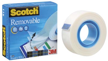 Scotch® plakband Magic™ Tape Removable