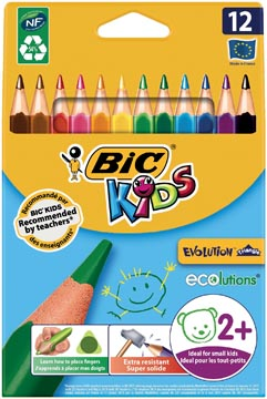 Bic kleurpotlood Ecolutions Evolution Triangle