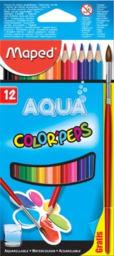 Maped Aquarelpotlood Color'Peps Aqua