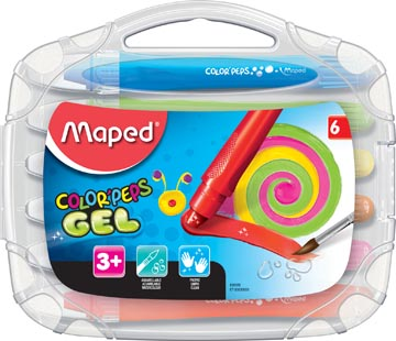 Maped Color'Peps gelkrijt