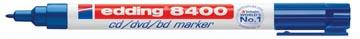 Edding permanen marker voor CD/DVD/BD e-8400