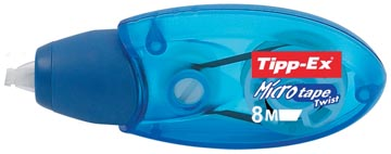 Bic correctieroller Micro Tape Twist