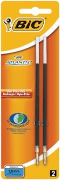 Bic Vullingen voor balpen Atlantis Large