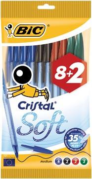Bic balpen Cristal Soft