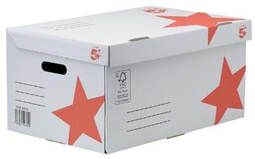 5 Star Containerdoos Flip Top