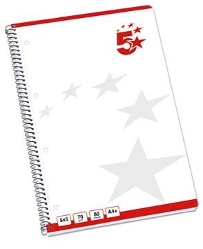 5 Star Spiraalschrift