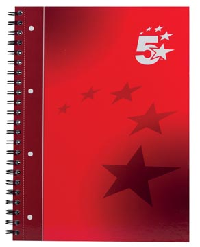 5 Star Notebook