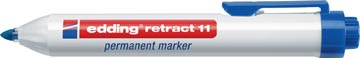 Edding permanent marker Retract e-11