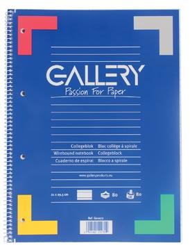 Gallery spiraalblok